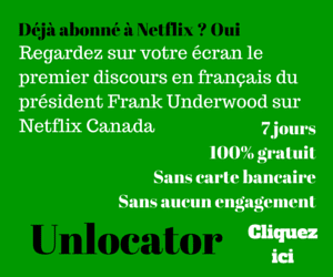House of Cards 3 - Netflix Canada