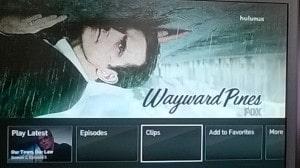 Wayward Pines - VOD Belgique