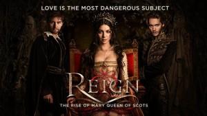 Reign saison 1 sur Netflix Belgique