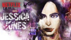 Jessica Jones - Netflix Belgique